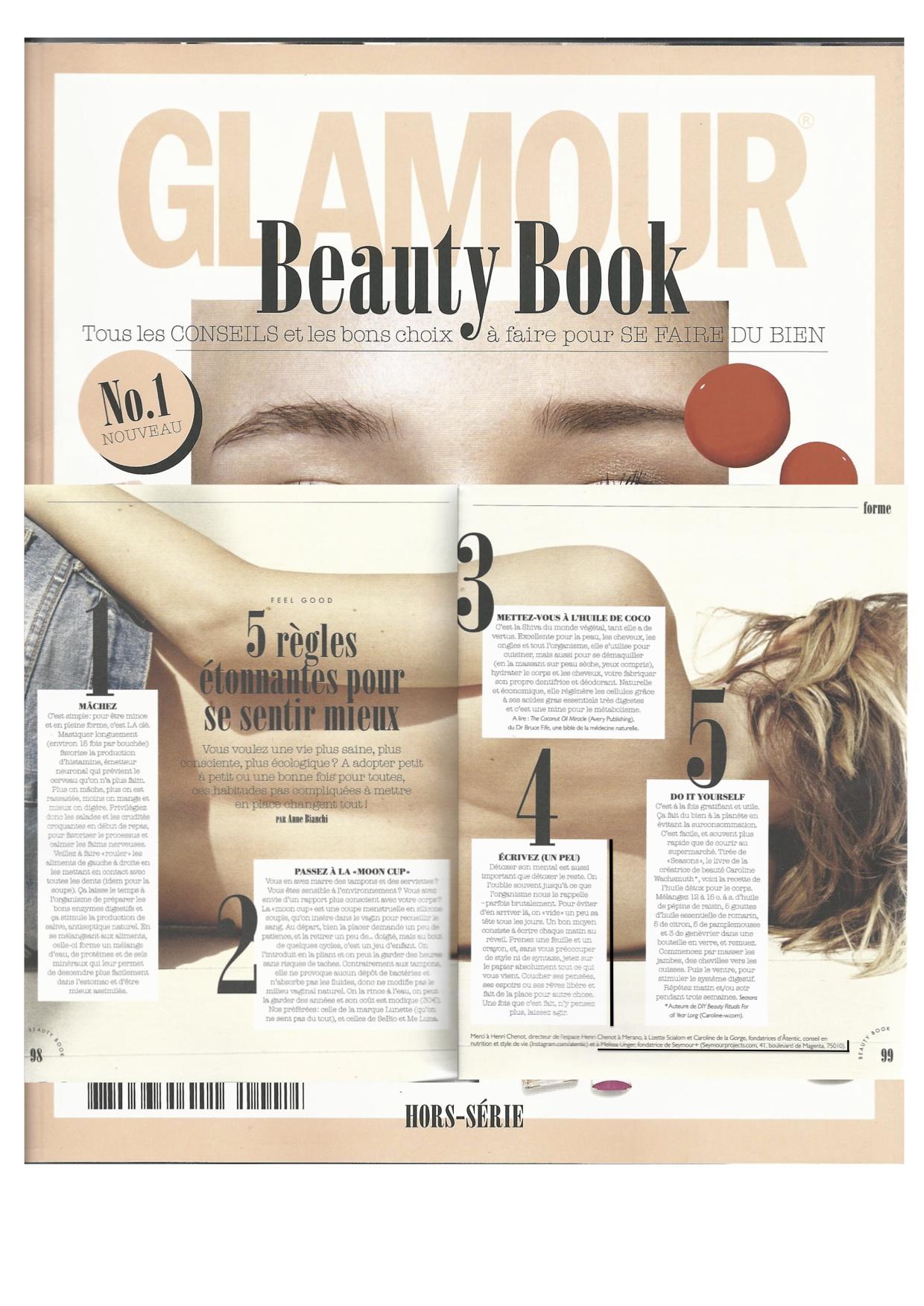 Press seymour projects glamour beauty book solutioingenieria Choice Image